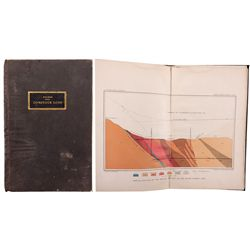 Book on the Comstock Lode, NV - Virginia City,