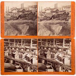Consolidated Virginia Pan Mill Steroviews, NV - Virginia City,Storey County