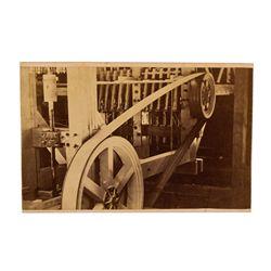 Washoe Mill Photograph, NV - Washoe City,Washoe County