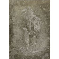 American Bank Note Co. Printing Plate, NY - New York City,