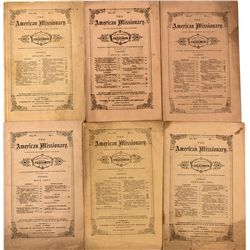 Post Civil War Abolitionist Publication, NY - New York City,Suffolk County