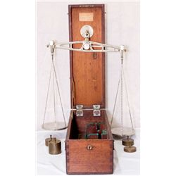 Gurley Bros. Hanging Scale, NY - Troy,Rensselaer County