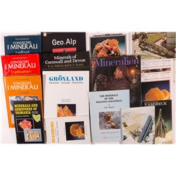 Foreign Mineral Books,  - ,