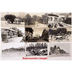 Mexico Real Photo Postcard Collection,  - Mexico,