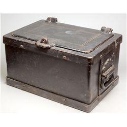 19th Century Strong Box,  - ,