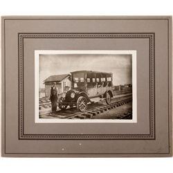 Arizona Railcar Photo, AZ - Ajo,Pima County