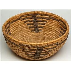 Miwok Basket, CA - ,Merced County