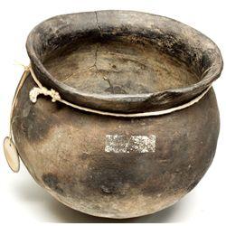 Pre-Columbian Clay Vessel, NM - ,