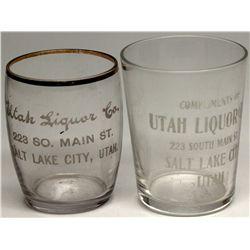 Whiskey Shot Glasses,  - ,