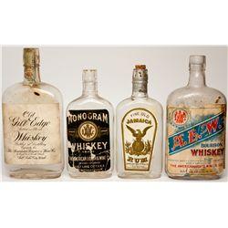 Americana Liquor & Wine Co. Paper Label Bottle Group, UT - Salt Lake City,Salt Lake County