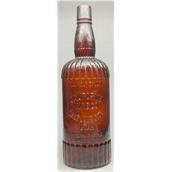 Salt Lake City Whiskey Bottle, UT - Salt Lake City,