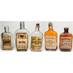 Salt Lake Liquor Flask Assorment, UT - Salt Lake City,