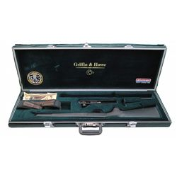 Blaser R93 left hand professional safari rifle package