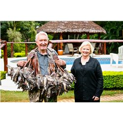 4-day high volume dove hunt for two hunters in Bolivia
