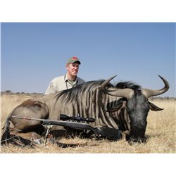 10-day plains game hunt for two hunters and two non-hunters in Namibia - includes trophy fees and ta