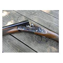 Arrieta 28 ga. sidelock double shotgun