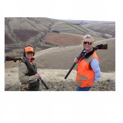 4-day wingshooting hunt for two hunters in Oregon
