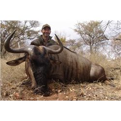 5-day plains game hunt for three hunters in the Limpopo region of South Africa - includes trophy fee
