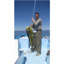 4-day/3-night Carmen Island fishing vacation for four anglers