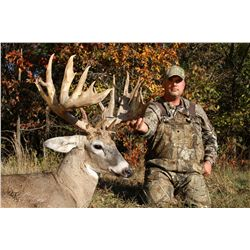 "$20,000 CREDIT for buyer himself or up to five hunters total, buyer's choice during ""First Week of t"
