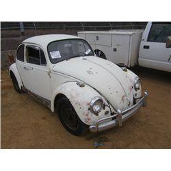 VW BEETLE 2 DOOR SEDAN