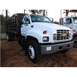 2000 CHEVROLET C6500 S/A FLATBED