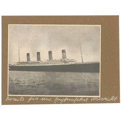 Titanic Ready for its Maiden Voyage