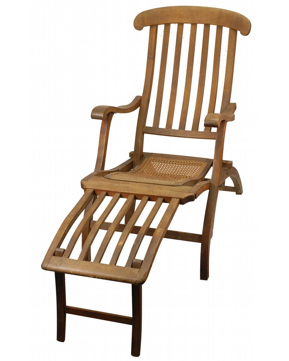 sc 1 st  iCollector.com & Titanic Deck Chair