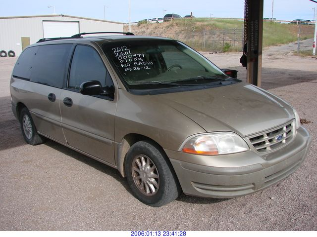 1999 ford windstar rod robertson enterprises inc 1999 ford windstar rod robertson