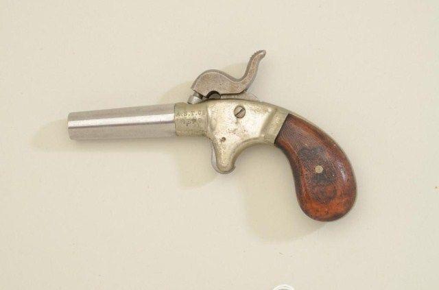 Details about  /Spanish Pirate Handgun 925 Sterling Silver Pendant Gun single shot Exclusive Han