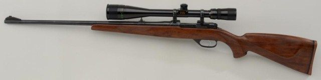 Brno Arms CZ Model 527 bolt-action rifle,  22 Hornet cal