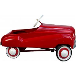 Vintage Murray Red Kiddie Pedal Car