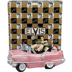 E.P.E. Official Product Item No. 47042 Elvis Car Cookie