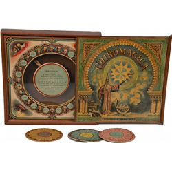 """CHIROMAGICA"" Wooden Box Game"
