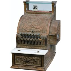National Cash Register Candy Store Model No. 313,