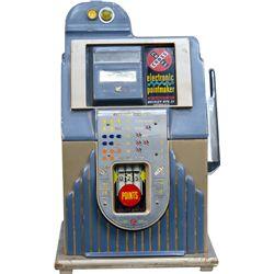 Cross Cross Electronic Pointmaker Slot Machine