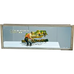 """""""Milling By Arastra To Separate Gold"""" Light-Up Mirror"""