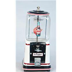1 Cent Drink Dr. Pepper Gumball Vending Machine