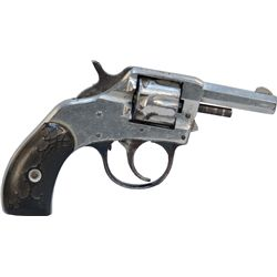 """Antique H & R Arms Company """"Young America Double Action"""
