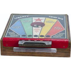 Coin-op Liberty Twins-Win Dice Machine