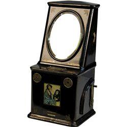 5 & 10 Cent Bluebird Countertop Perfume Vending Machine