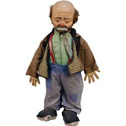 Emmett Kelly's Willie The Clown Stuffed Doll