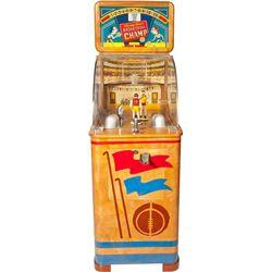 "Chicago Coin Machine Co. ""Basketball Champ"" Electro-Mec"