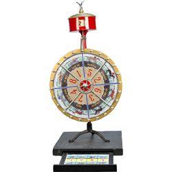 Countertop Horse Race Betting Wheel
