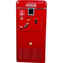 5 Cent Vendorlator VMC 33 Coca Cola Vending Machine