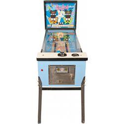 "Williams Electronics Inc. (1967-1985) ""Mini-Bowl"" Mecha"