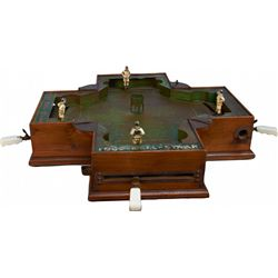 Vintage French Foot-Ball-Staar Tabletop Football Game