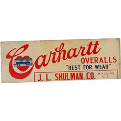 Lot Of 6 Misc. Advertisement Tin Signs: