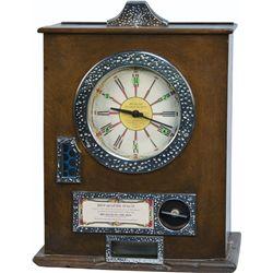 25 Cent Bryan's Twelvewin Clock Countertop Wheel Pay-Ou