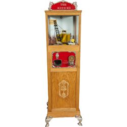 """25 Cent """"The Digger"""" Claw Arcade Machine w/ The Digger"""